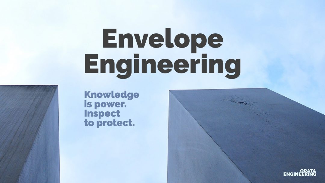 Preventive Power: Envelope Knowledge is Your Building's Secret Weapon