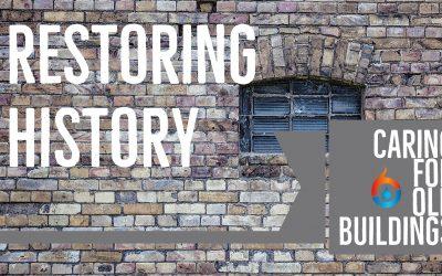Restoring History:  Caring for Older Homes
