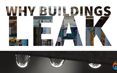 Why Buildings Leak: Signs to Look For