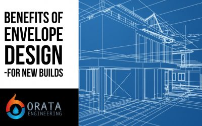 Benefits of Envelope Design for New Builds