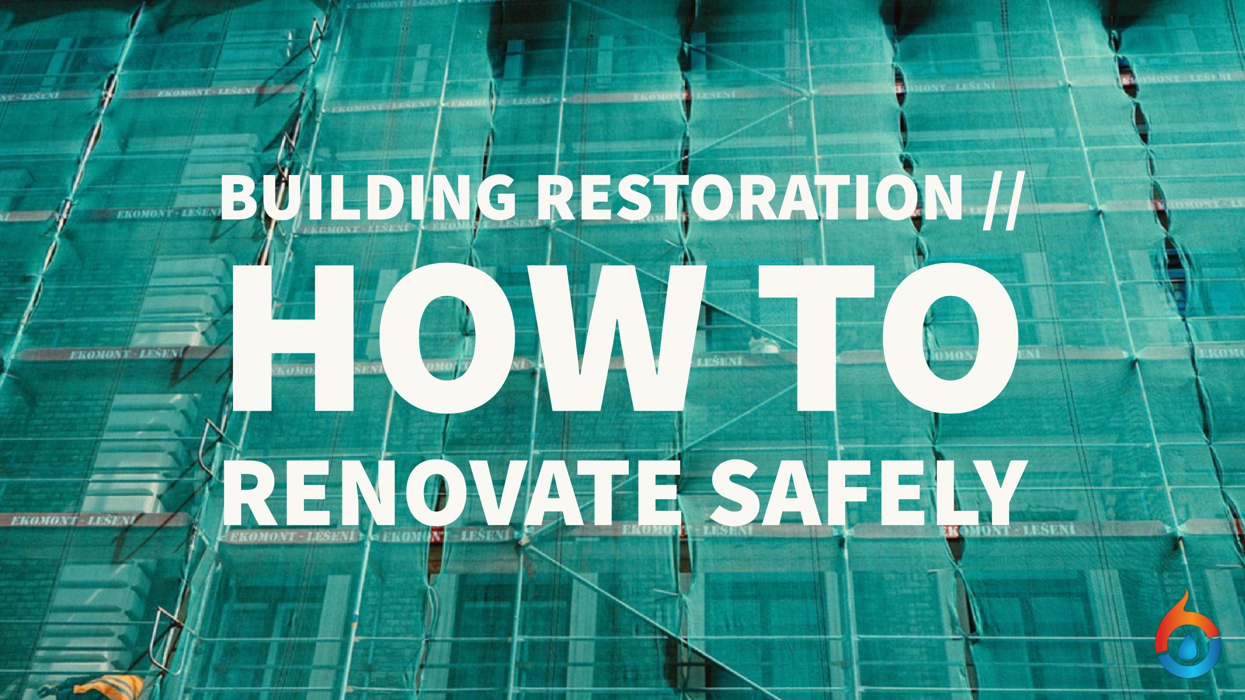 building restoration calgary