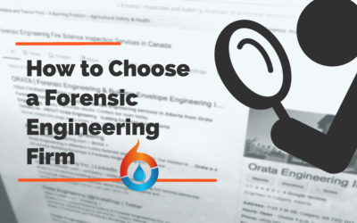 How to Choose the Right Forensic Engineer